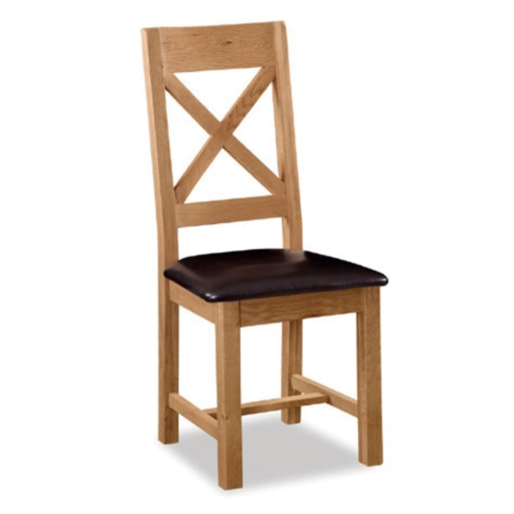 Somerset Cross Dining Chair