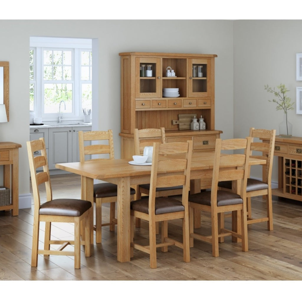 Somerset Extending Dining Table