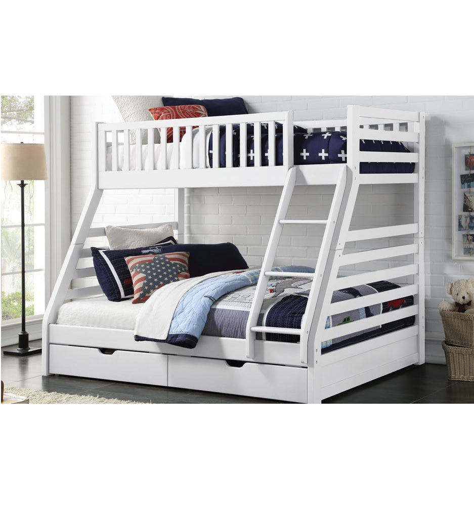 Soney Triple Bunk Bed
