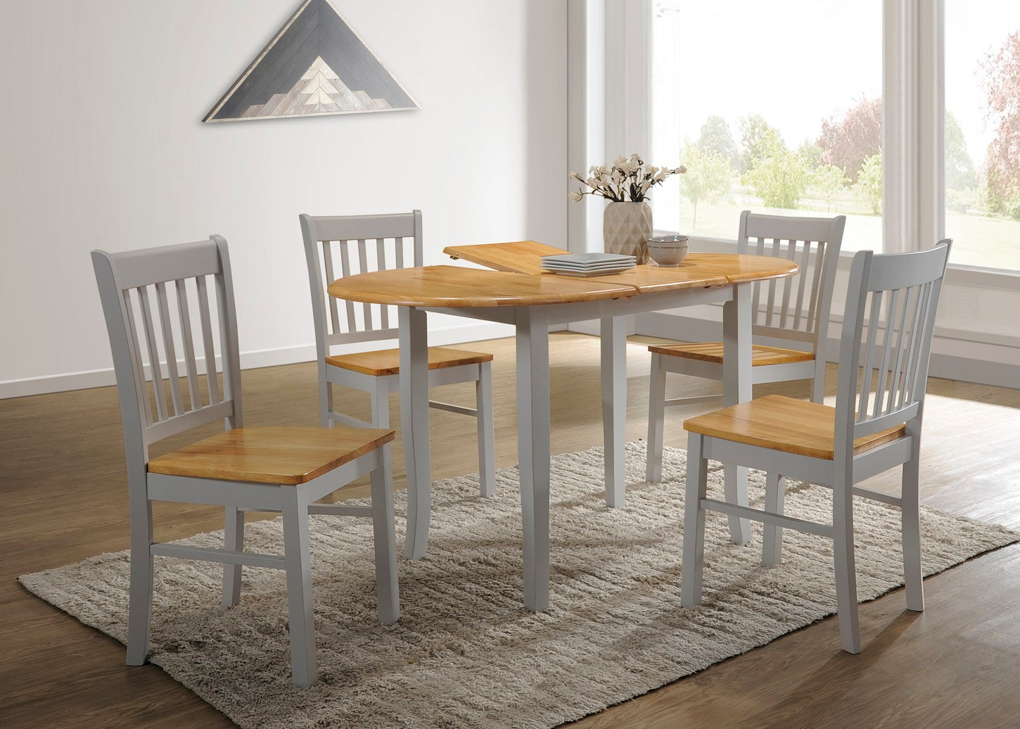 Thomas Extending Dining Table