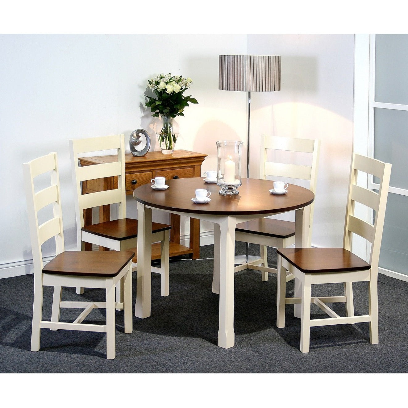Tina Round Dining Table