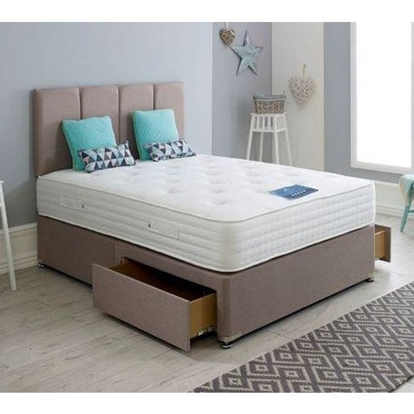 True Seasons 2 Drawer Divan Set