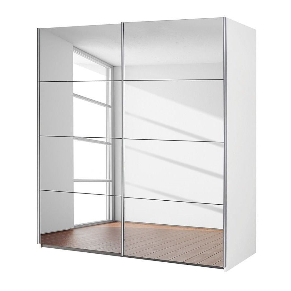 Subito 2 Door Sliding Wardrobe