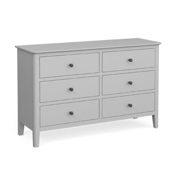 Strand 6 Drawer Wide Chest