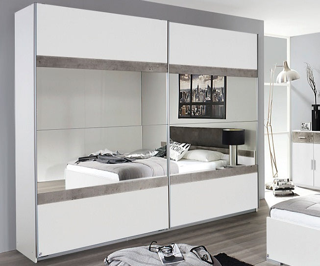 Penzberg 2 Door Sliding Wardrobe