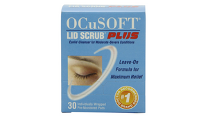 Lid Scrubs PLUS -Light Blue Pads