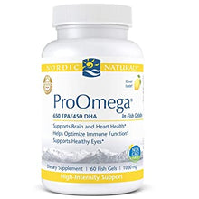 Load image into Gallery viewer, Nordic Naturals Pro Omega 2000 - 60CT