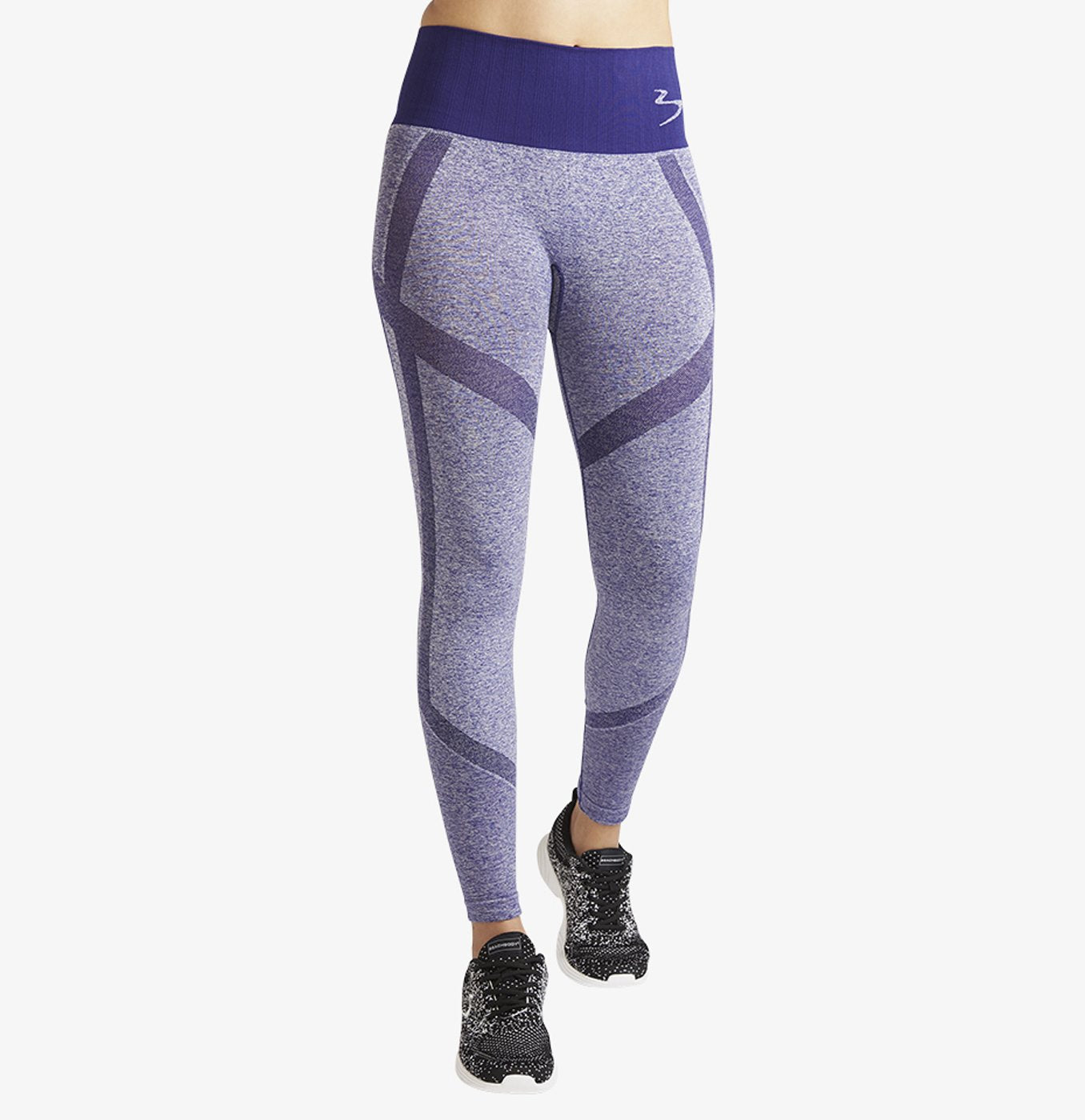 Women's Zone Power Stripe Long Tight