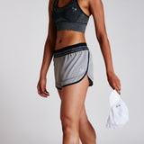 Go-To Twist Short Grey