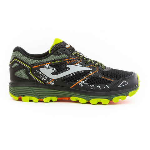 TK.SHOCK MEN 2001 NEGRO-VERDE
