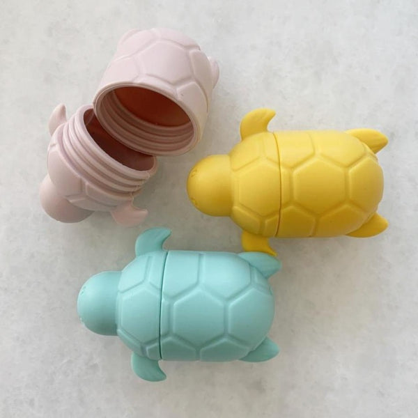 NEW!!! PLAY & STORE NORDIC BATH TURTLES