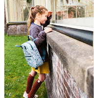 PETIT MONKEY WOLVES BACKPACK - DESIGNED IN THE NETHERLANDS, CREATED USING RECYCLED BOTTLES