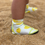 Duukies Beach Socks - Lemon