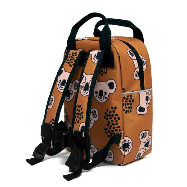 NEW!!! PETIT MONKEY LIMITED EDITION KOALA BACKPACK - DESIGNED IN THE NETHERLANDS, CREATED USING RECYCLED BOTTLES