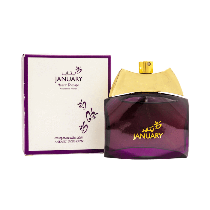 January Parfum (75ml)