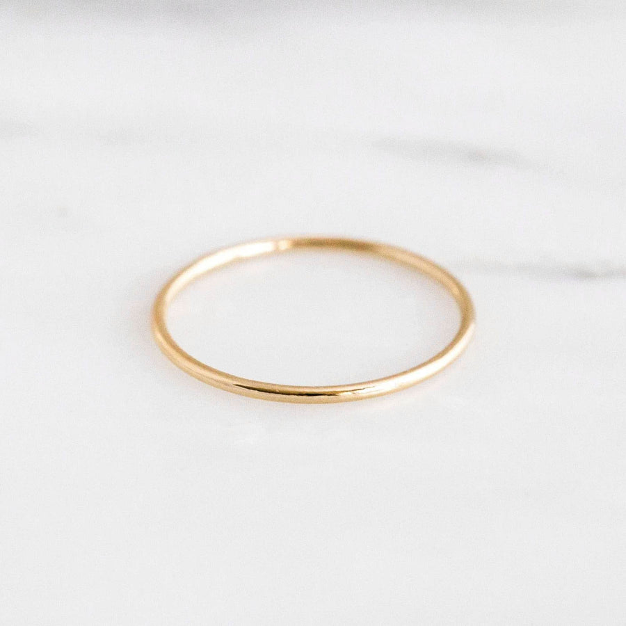Smooth Stacking Rings