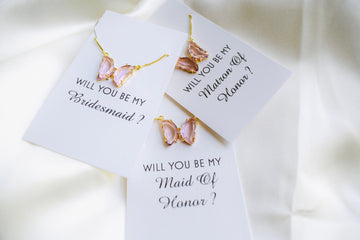 Bridesmaids Butterfly Gift