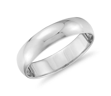 Classic Wedding Band | 5mm
