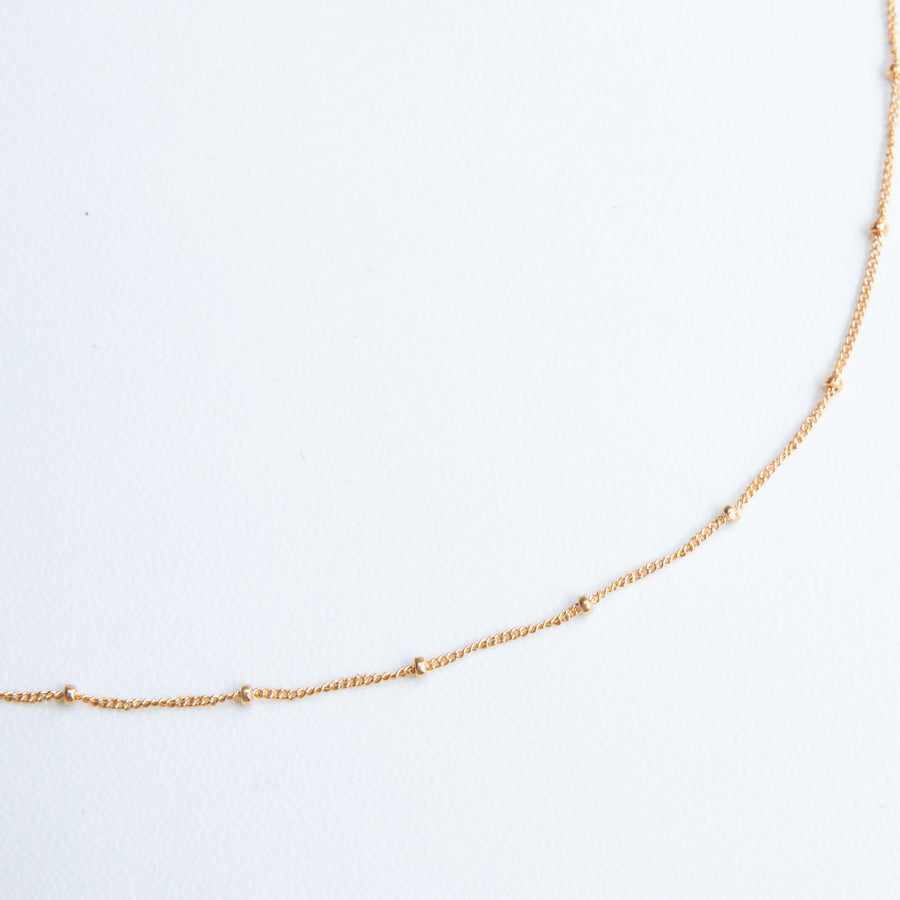 Bead Necklace | Satellite Necklace