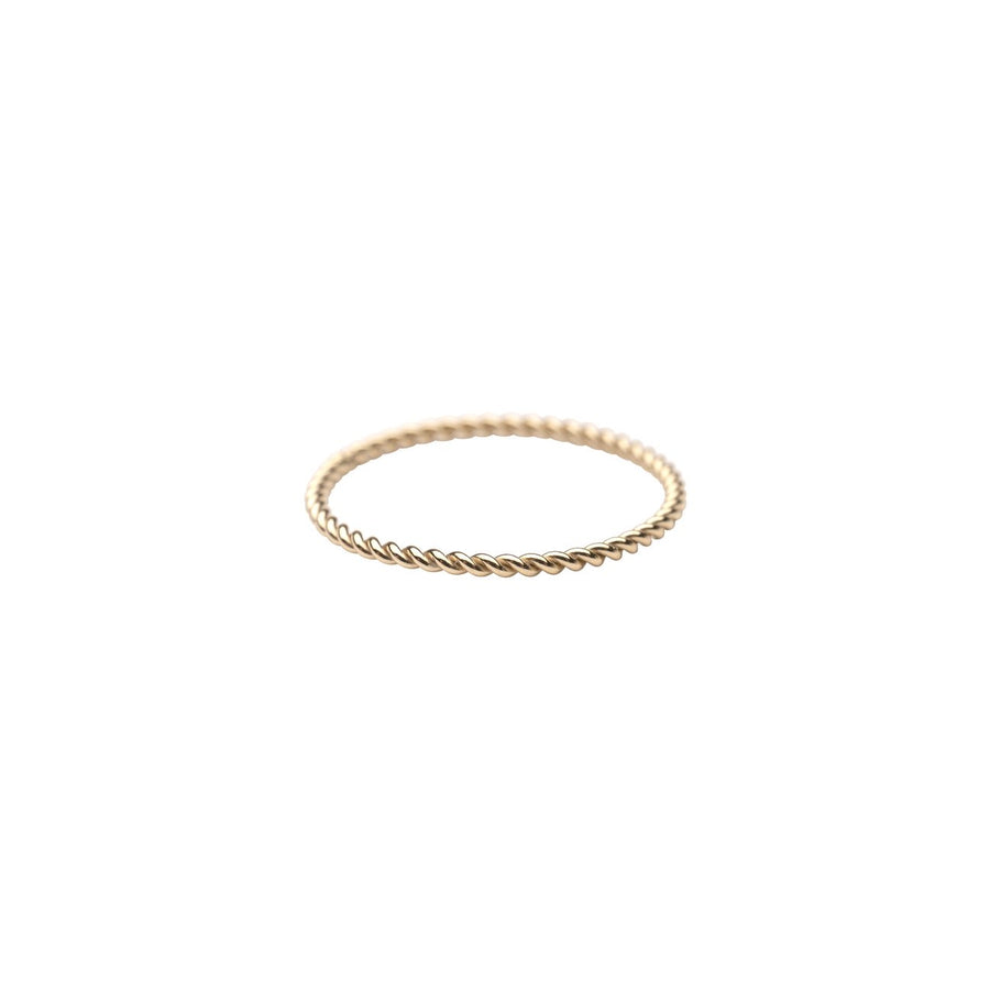 One Twist Stacking Ring