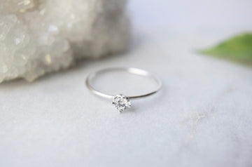 The little Diamond Ring