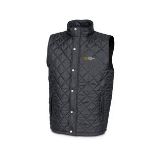 Royal Highland Show Men's Diamond Quilted Gilet