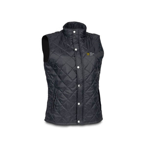 RHS Womens Embroidered Logo Gilet