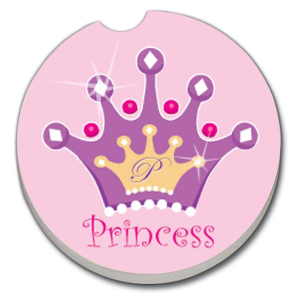 Car Coaster - Tiara Princess