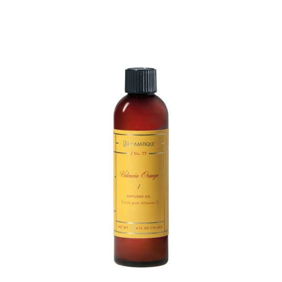 Valencia Orange Diffuser Oil Refill