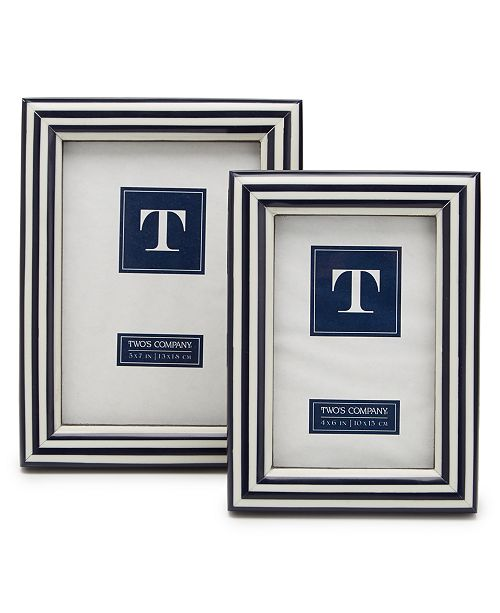 Nautical Stripe Photo Frames - 2 Sizes