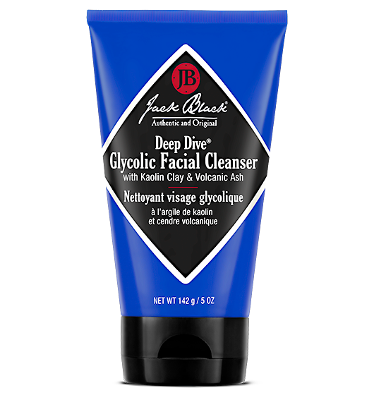 Deep Dive® Glycolic Facial Cleanser with Kaolin Clay & Volcanic Ash