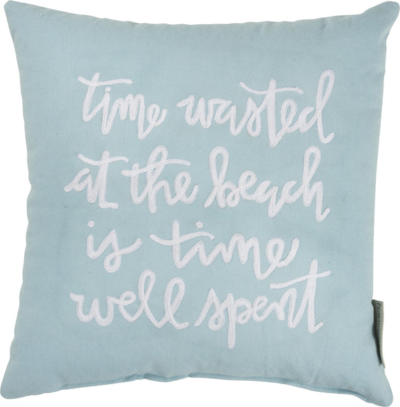 Pillow - Time At The Beach Is Time Well Spent