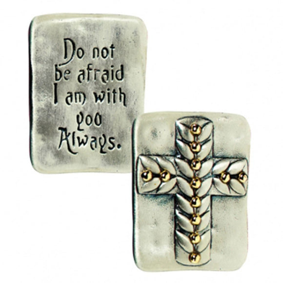 Cross In My Pocket Inspirational Token