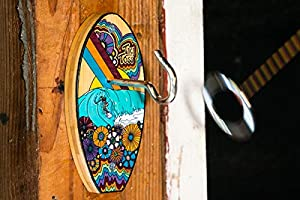 Tiki Toss Shortboard Flowerchild