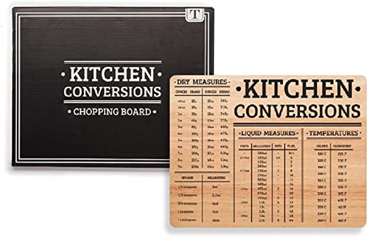 Kitchen Conversions Cutting Board