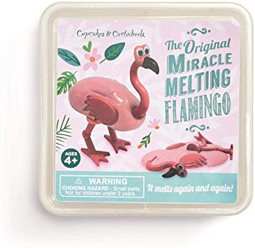 The Original Miracle Melting Flamingo