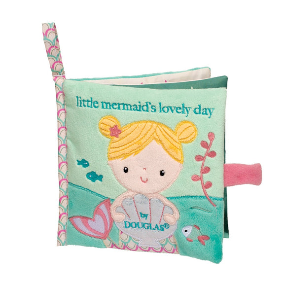 Mermaid Soft Activity Book