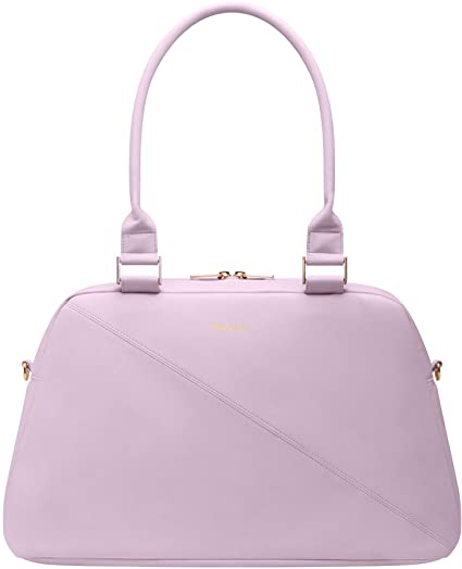 Lucy Handbag Cooler - Rose Quartz