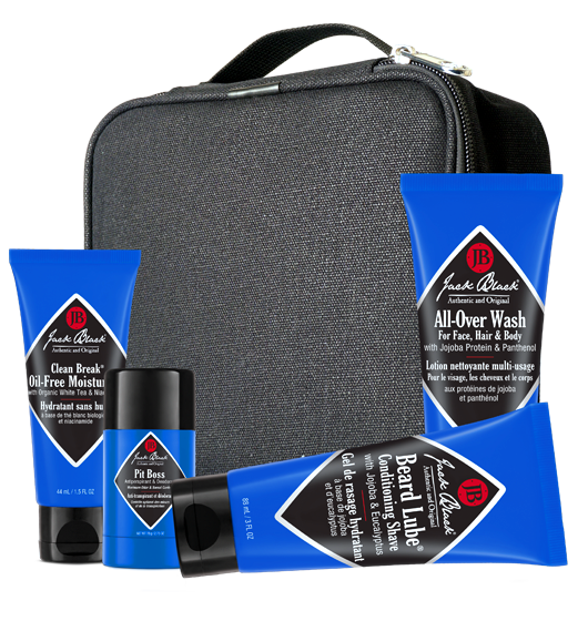 Grab & Go Traveler™ Set - Essentials for Grooming on-the-go!