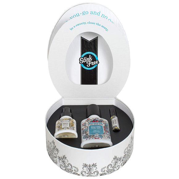Poo-Pourri Before You Go Toilet Spray - Merry Spritzmas Potty Box Gift Set