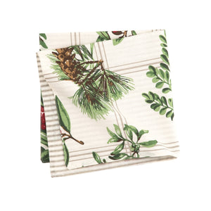 Winter Botanical Napkin