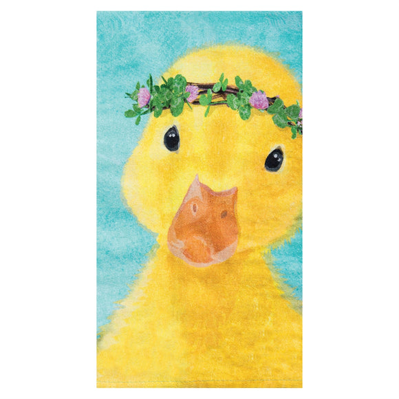 Clover Duckling - Flour Sack Kitchen Towel