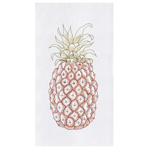 Pineapple - Flour Sack Kitchen Towel