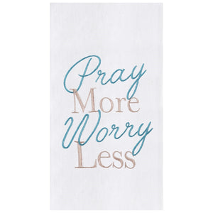 Pray More Towel