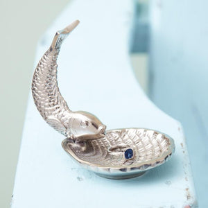 Fish & Shell Jewelry Holder