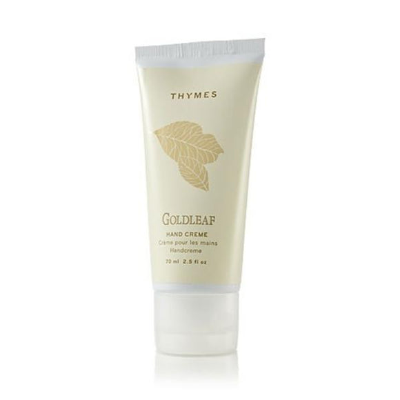 Goldleaf Hand Creme - 2.5oz