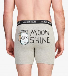 Moonshine Men's Boxer Briefs