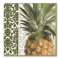 Exotic Pineapple Cocktail Napkin