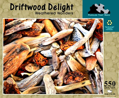 Driftwood Delight - Weathered Wonders