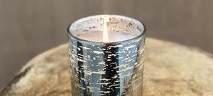 Forest Birch Votive Candle